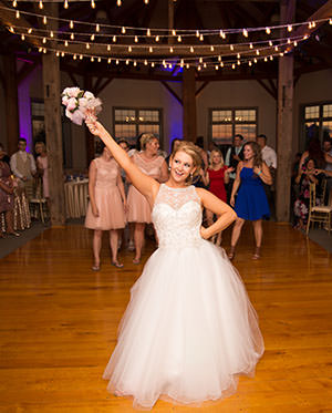 Headline event photograph.