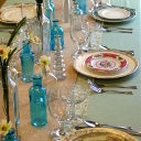Bottles, Vases, Lanterns, Candelabra, Votives, Mercury Glass, Bowls, and Flower Rings