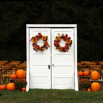 Vintage Wooden Wedding Double Doors & All Events: Event Party and Wedding Rentals - Ohio: Vintage ... pezcame.com