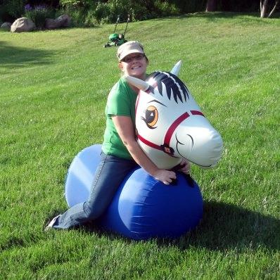 hop-along pony