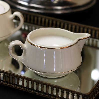 Ivory Cream Pitcher