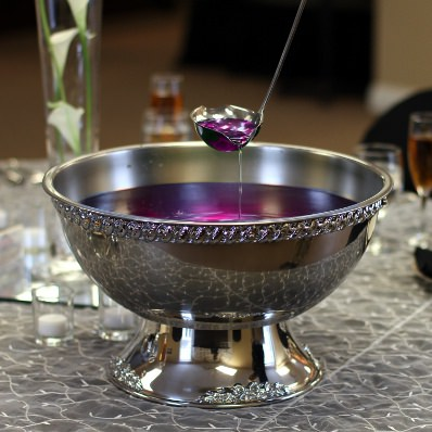 Stainless Punch Bowl