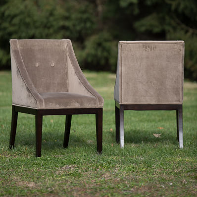 Don Draper Sweetheart Chairs
